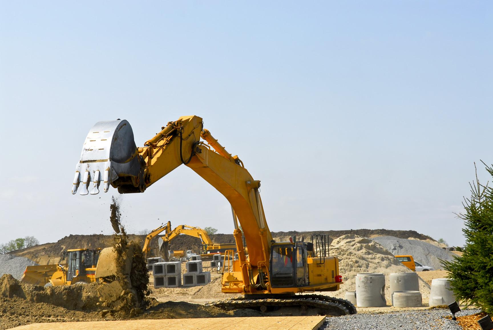 machine construction company