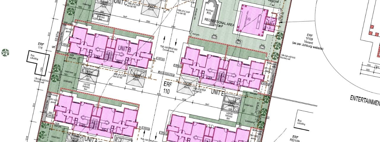 Blueprints of a cluster development